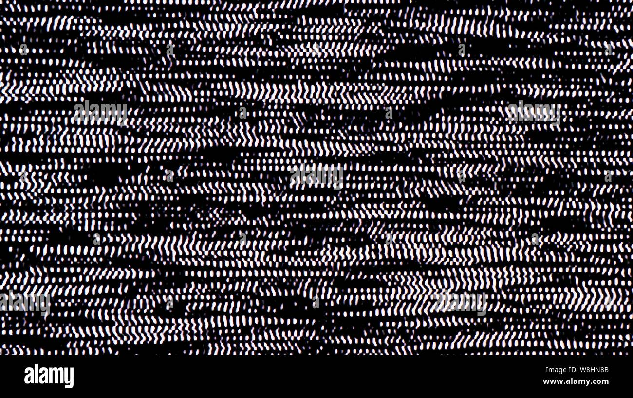 Tv Static Stock Photos & Tv Static Stock Images - Page 3 - Alamy