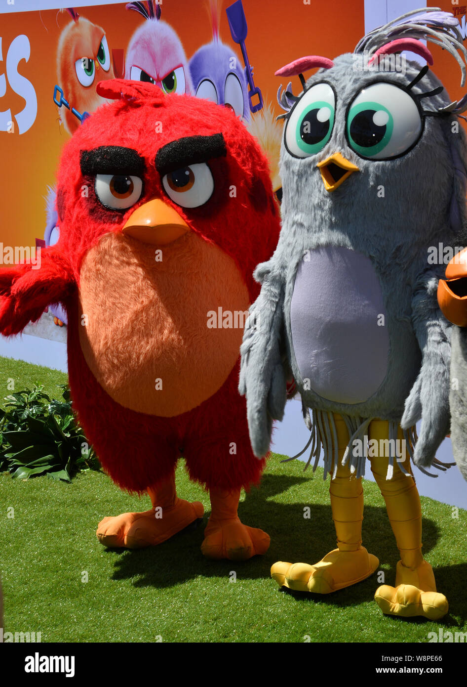 Angry Birds 2 High Resolution Stock Photography and Images - Alamy