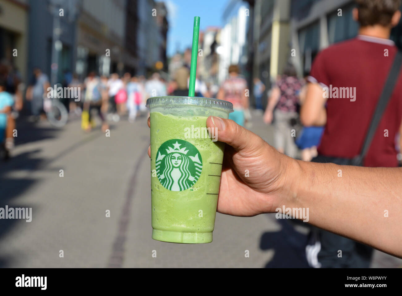 Stock Coffee Drink Cafe Starbucks Plastic Photosamp; T1JlcKF