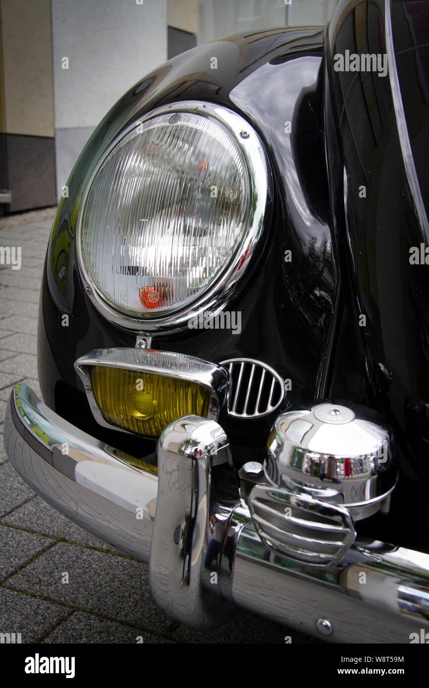 Volkswagen VW Beetle from the 60s, Germany.  Volkswagen VW Kaefer aus den 60er Jahren, Deutschland. Stock Photo