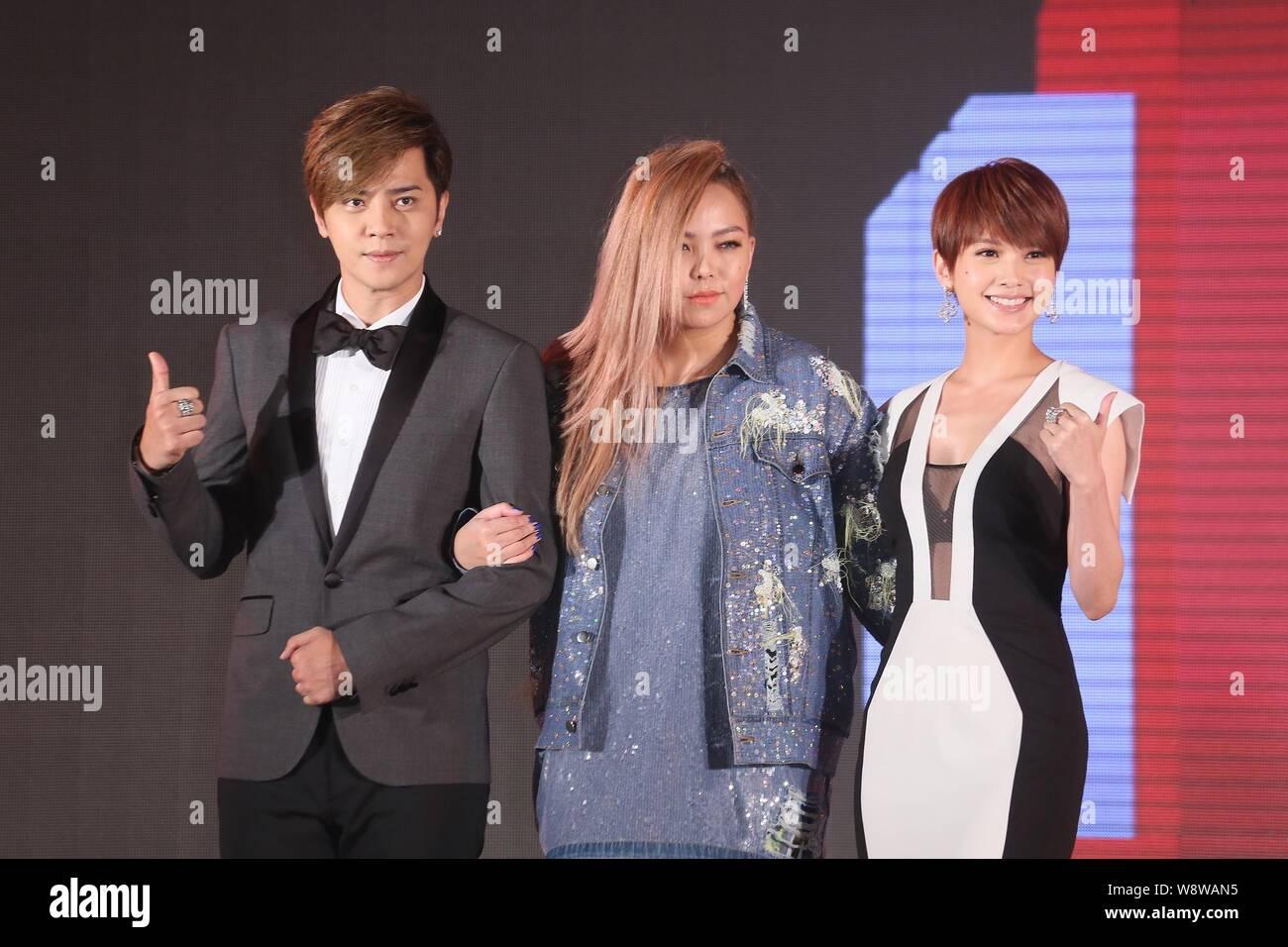 -fei Chang WAN Mei-kinesisk dating show