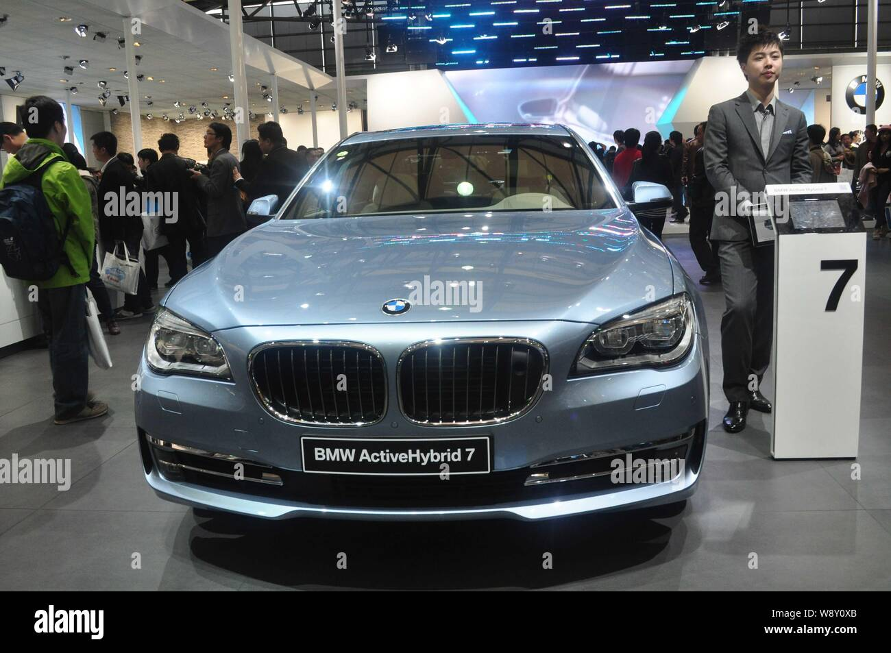 Bmw Stands Stock Photos Bmw Stands Stock Images Alamy
