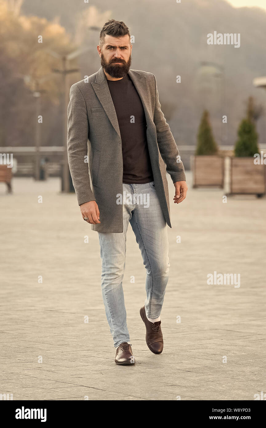 Stylish casual outfit spring season