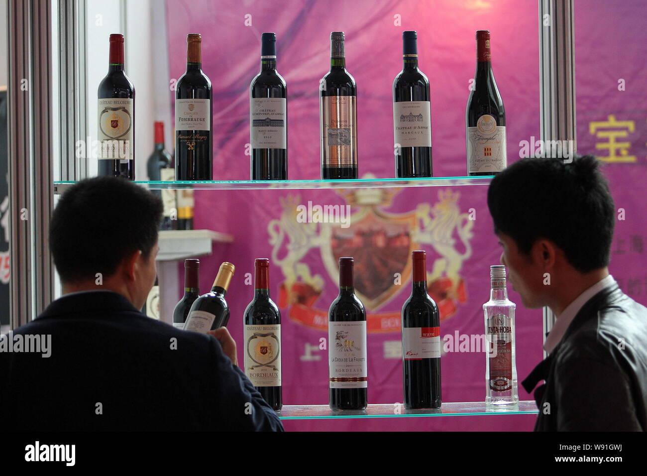 international wine and spirits