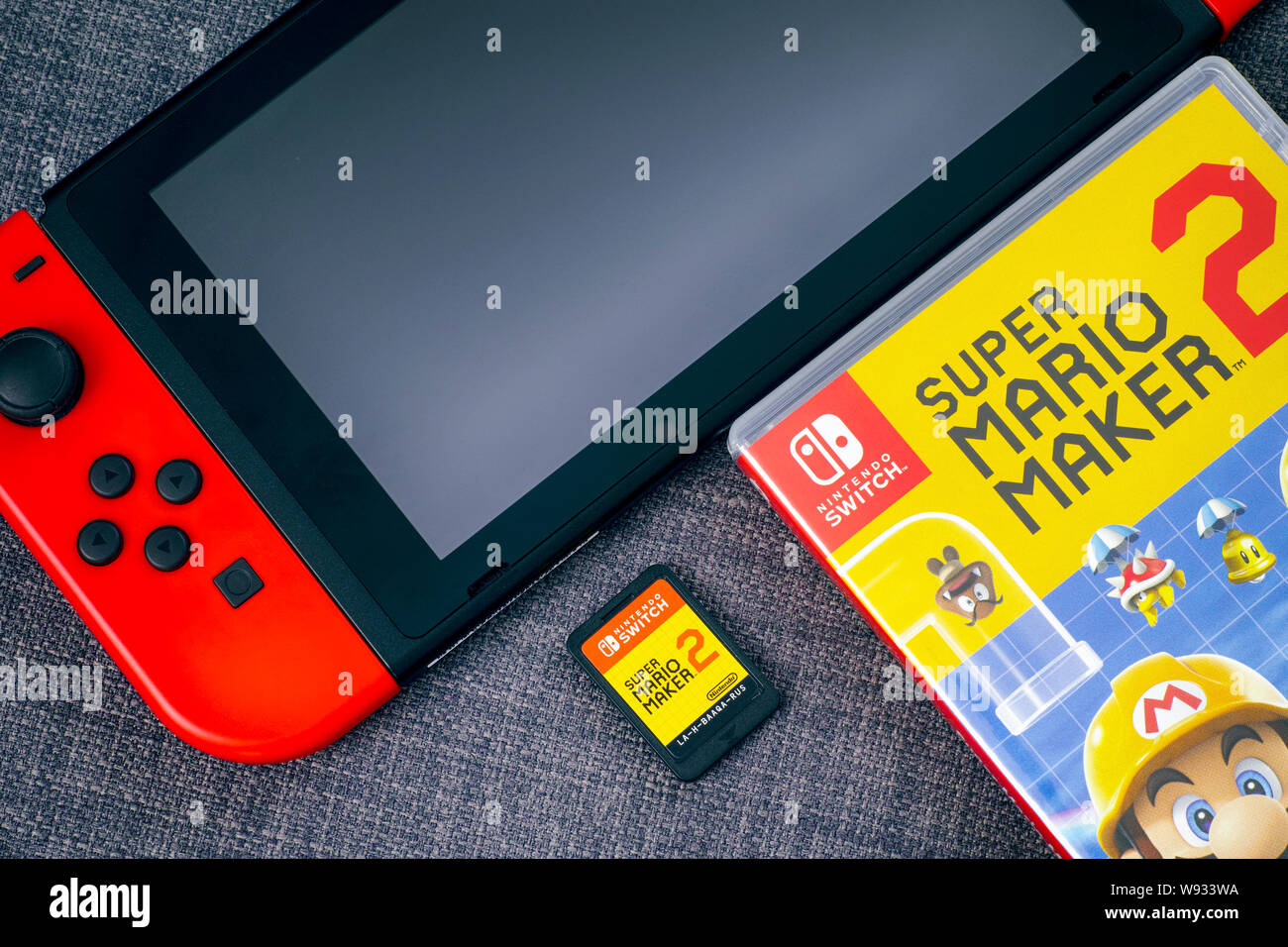 Game Console Stock Photos & Game Console Stock Images - Alamy