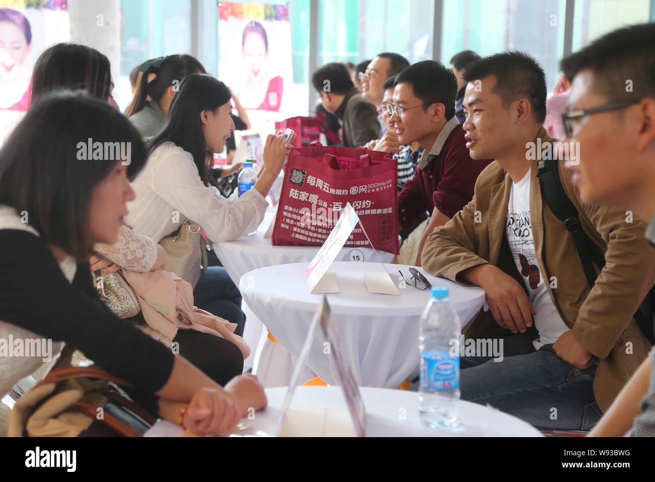 Matchmaking Shanghai Meetup aansluiting id