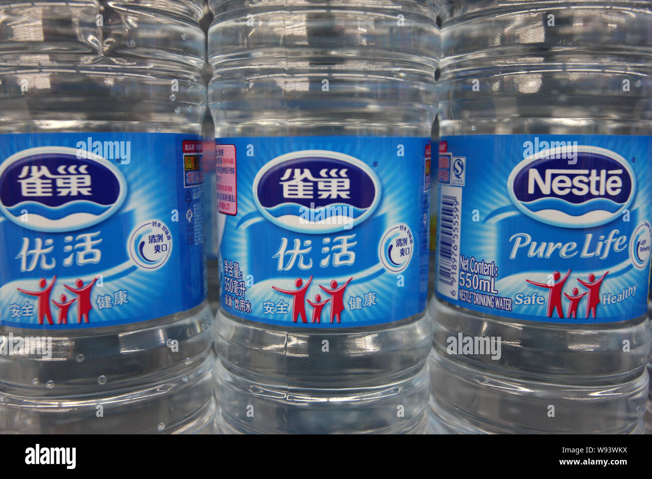 Nestle Water Stock Photos & Nestle Water Stock Images - Alamy