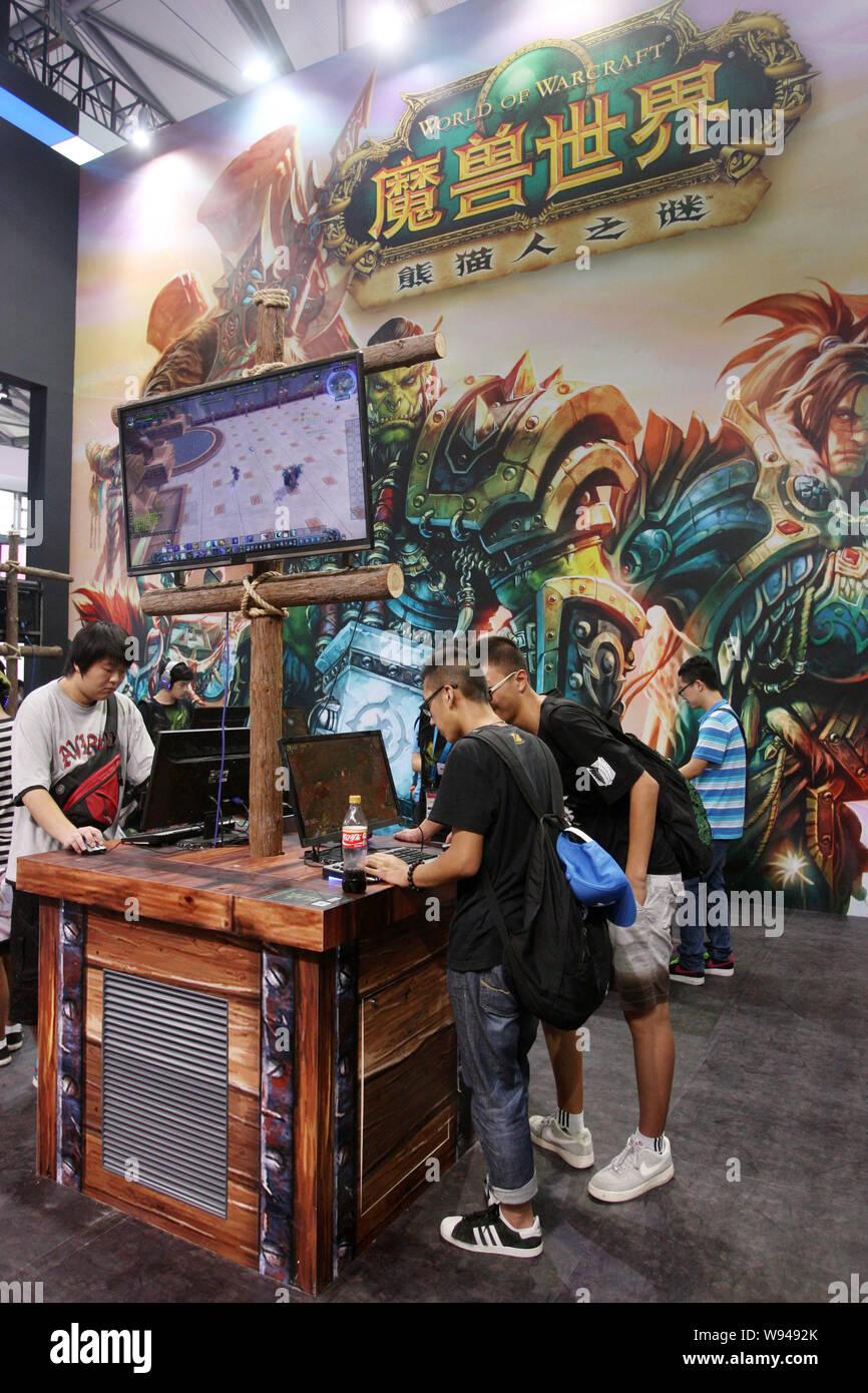 World Of Warcraft Stock Photos & World Of Warcraft Stock