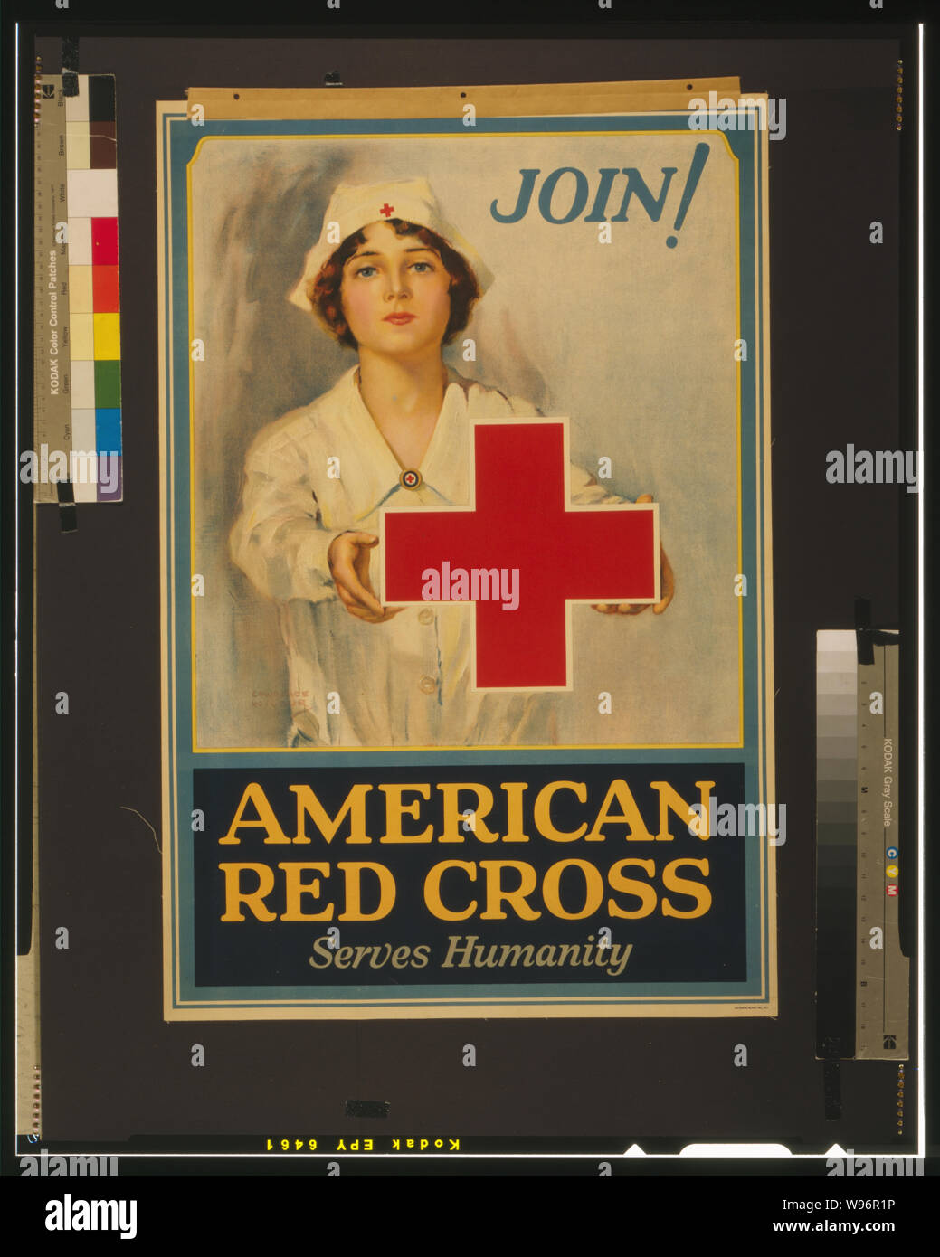 American Red Cross serves humanity Abstract: American Red