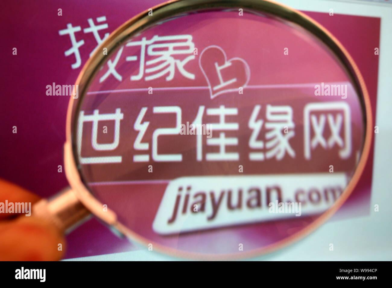 Jiayuan dating hjemmeside