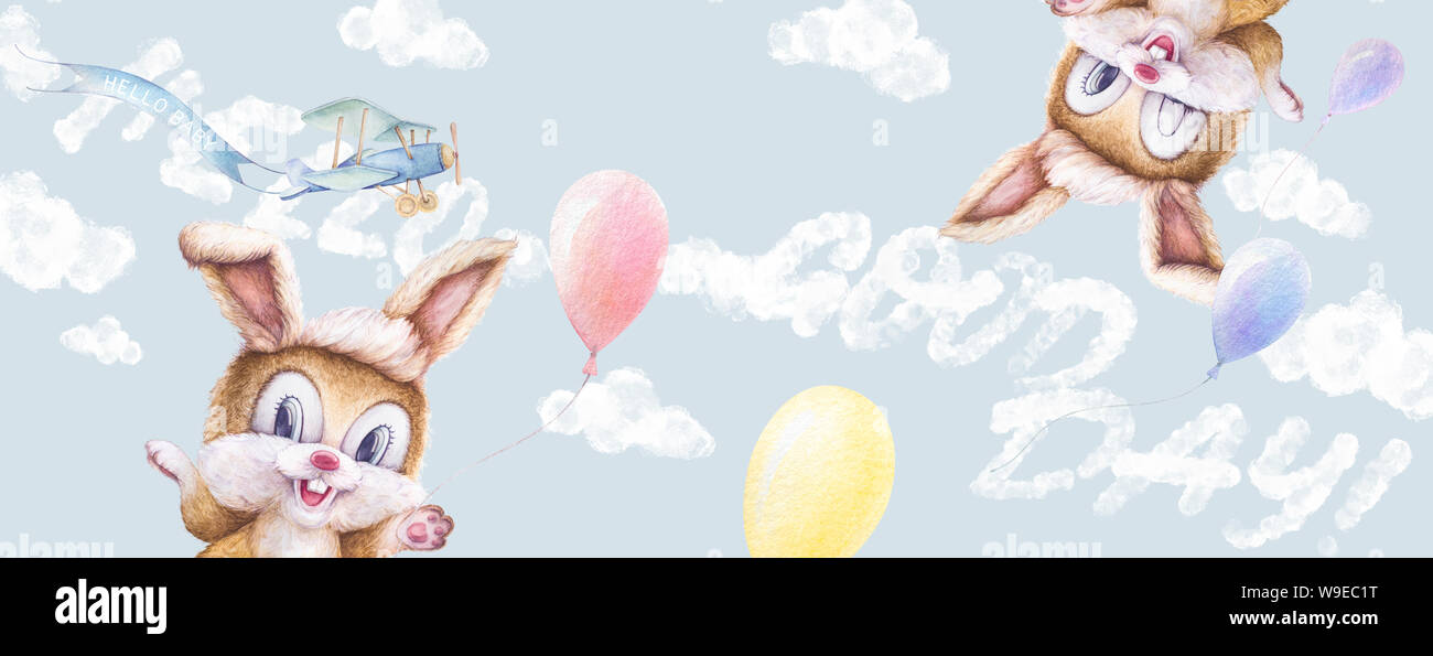 Nursery Kids Childrens Bedroom Fairy tale Mermaid Wall Art Picture A4 Print