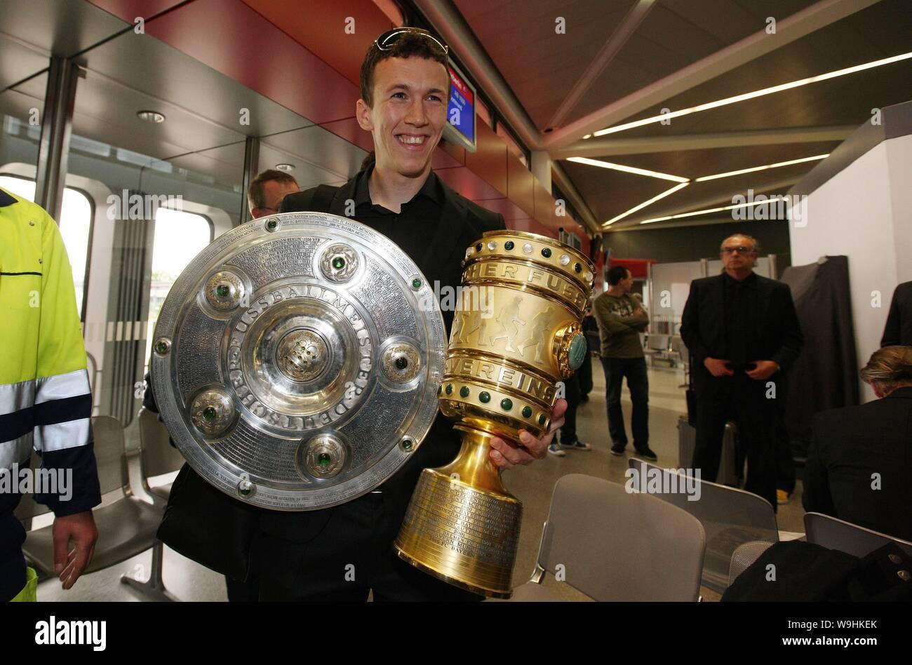 Borussia Dortmund DFB-Pokal 2012