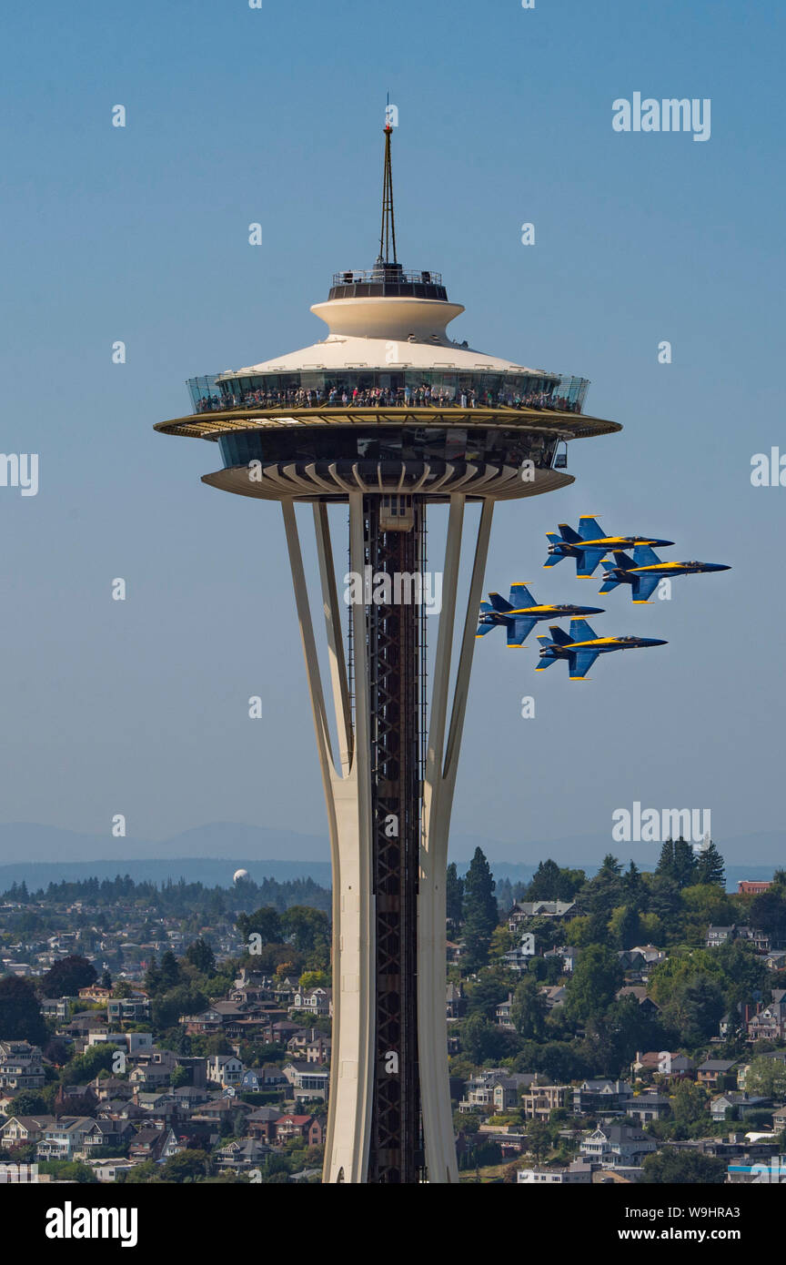 190804-N-OY339-1024 SEATTLE (Aug  4, 2019) — The U S  Navy