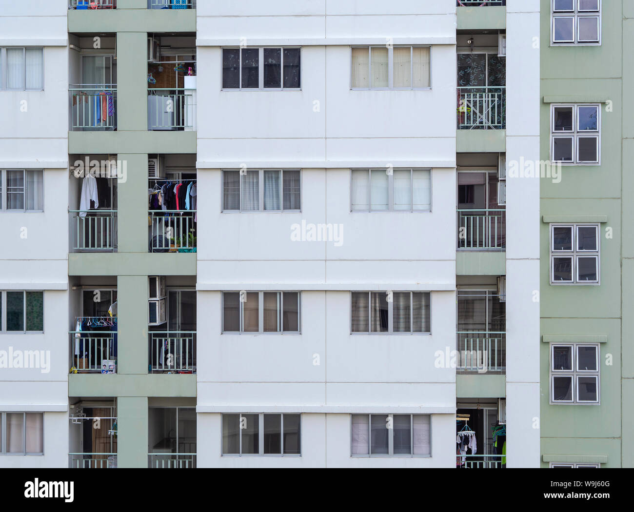 image of condo, Apartment house Stock Photo