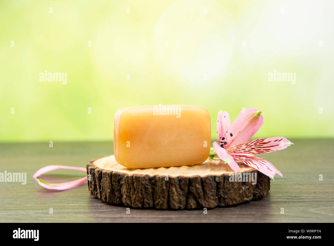 Removing stains with bile( gall, sap) soap bar  Natural