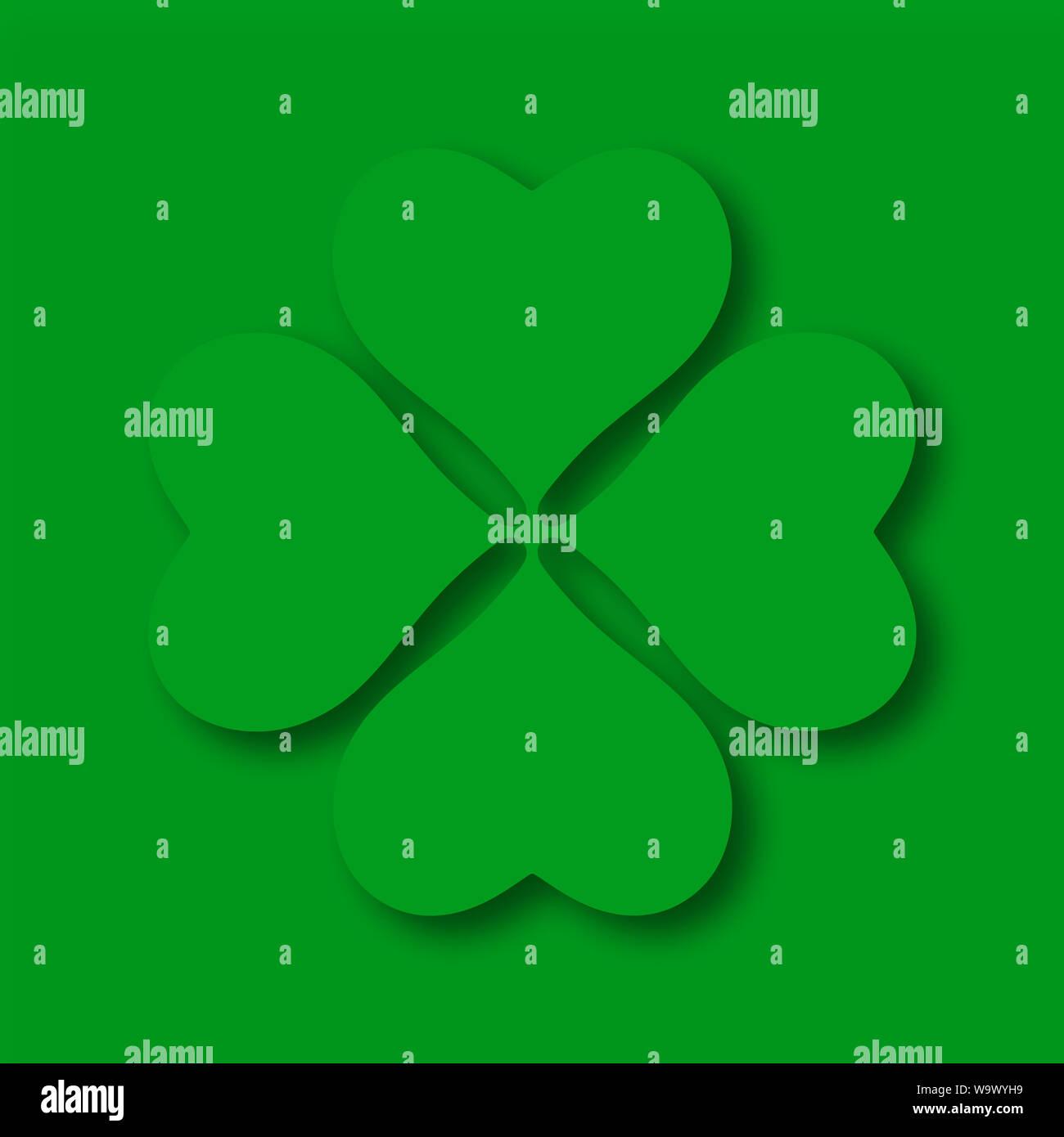 four leaf clover 4 W9WYH9