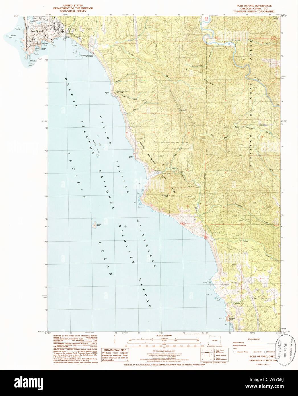 port orford oregon map Map Of Port Stock Photos Map Of Port Stock Images Page 15 Alamy port orford oregon map