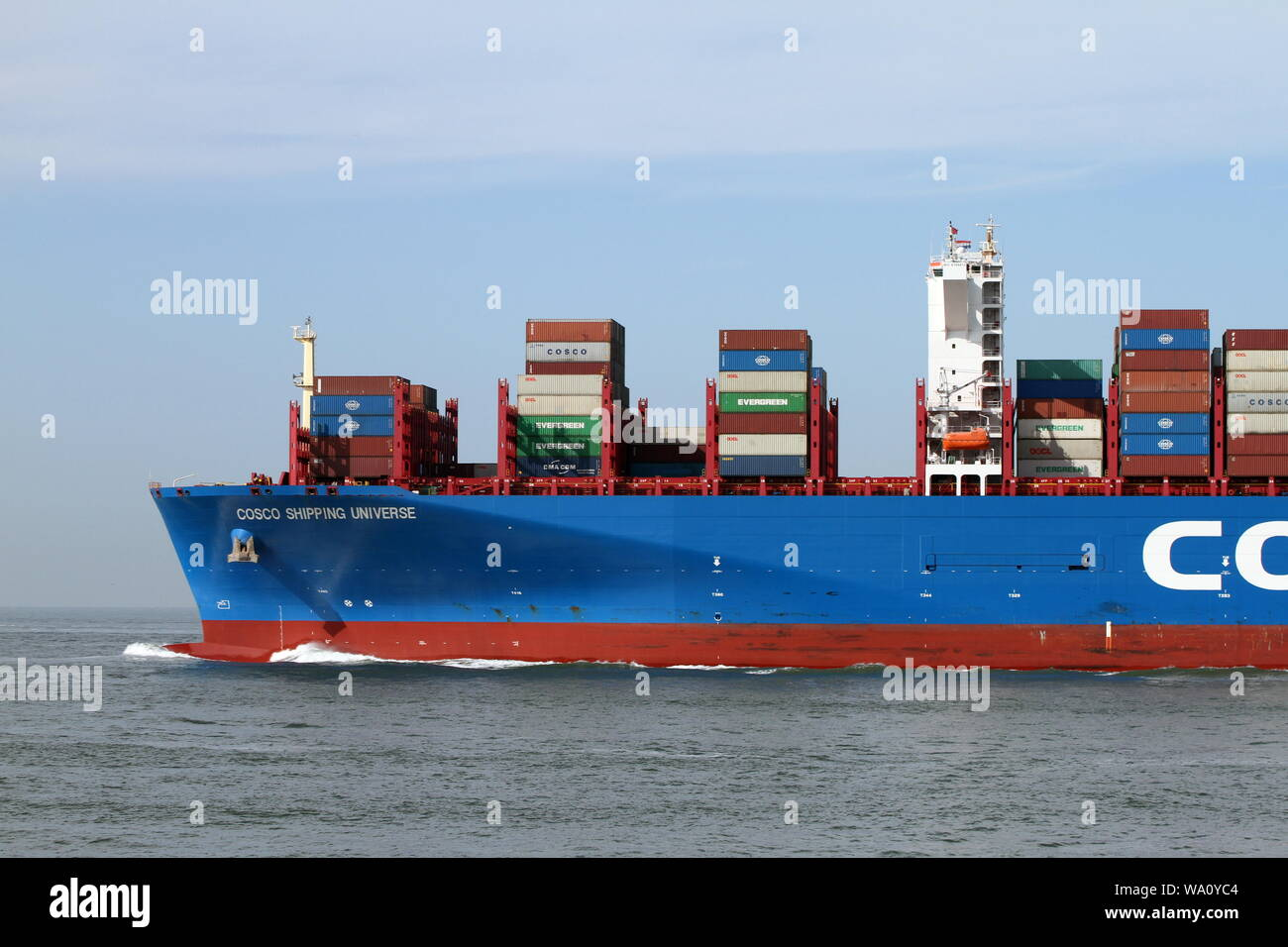 Cosco Shipping Stock Photos & Cosco Shipping Stock Images