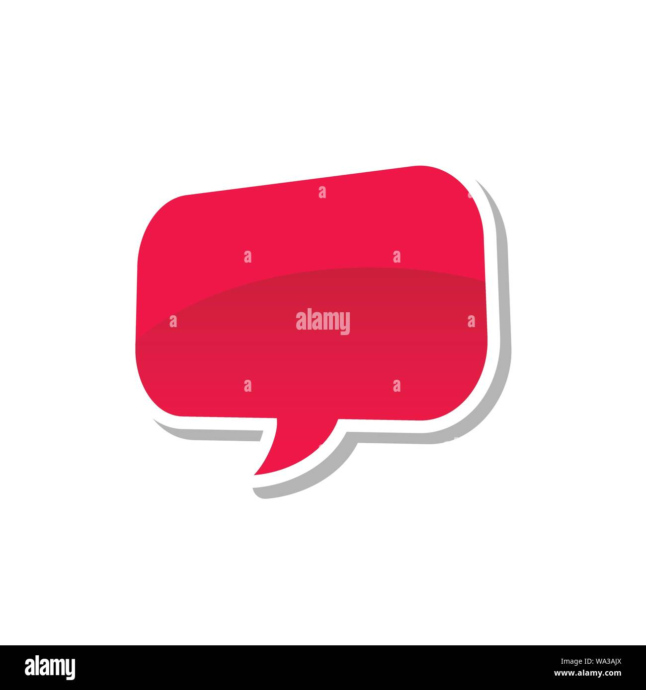 Glossy Vector Bubble Text  Available in editable EPS 10