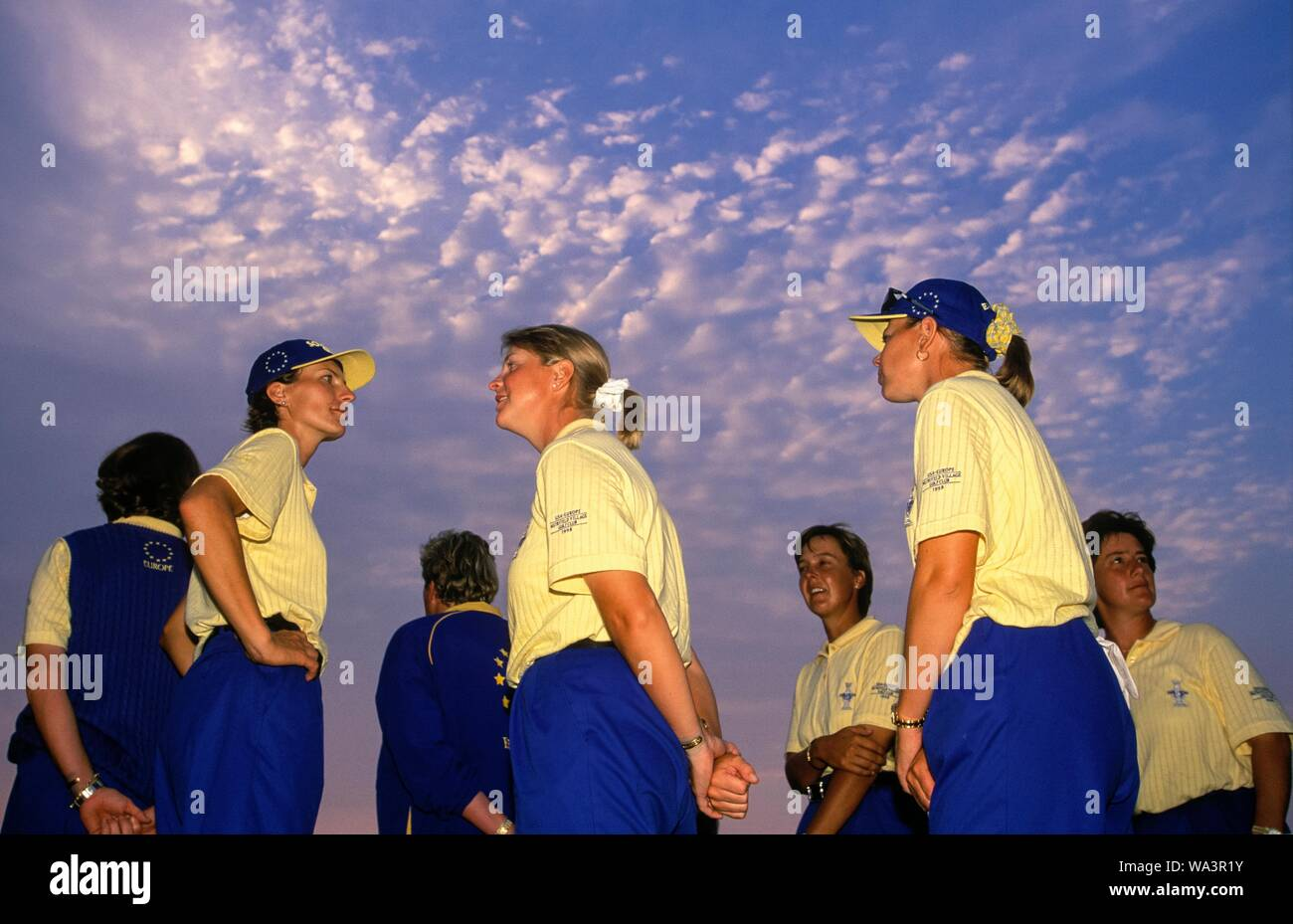 Solheim Cup Stock Photos & Solheim Cup Stock Images - Alamy