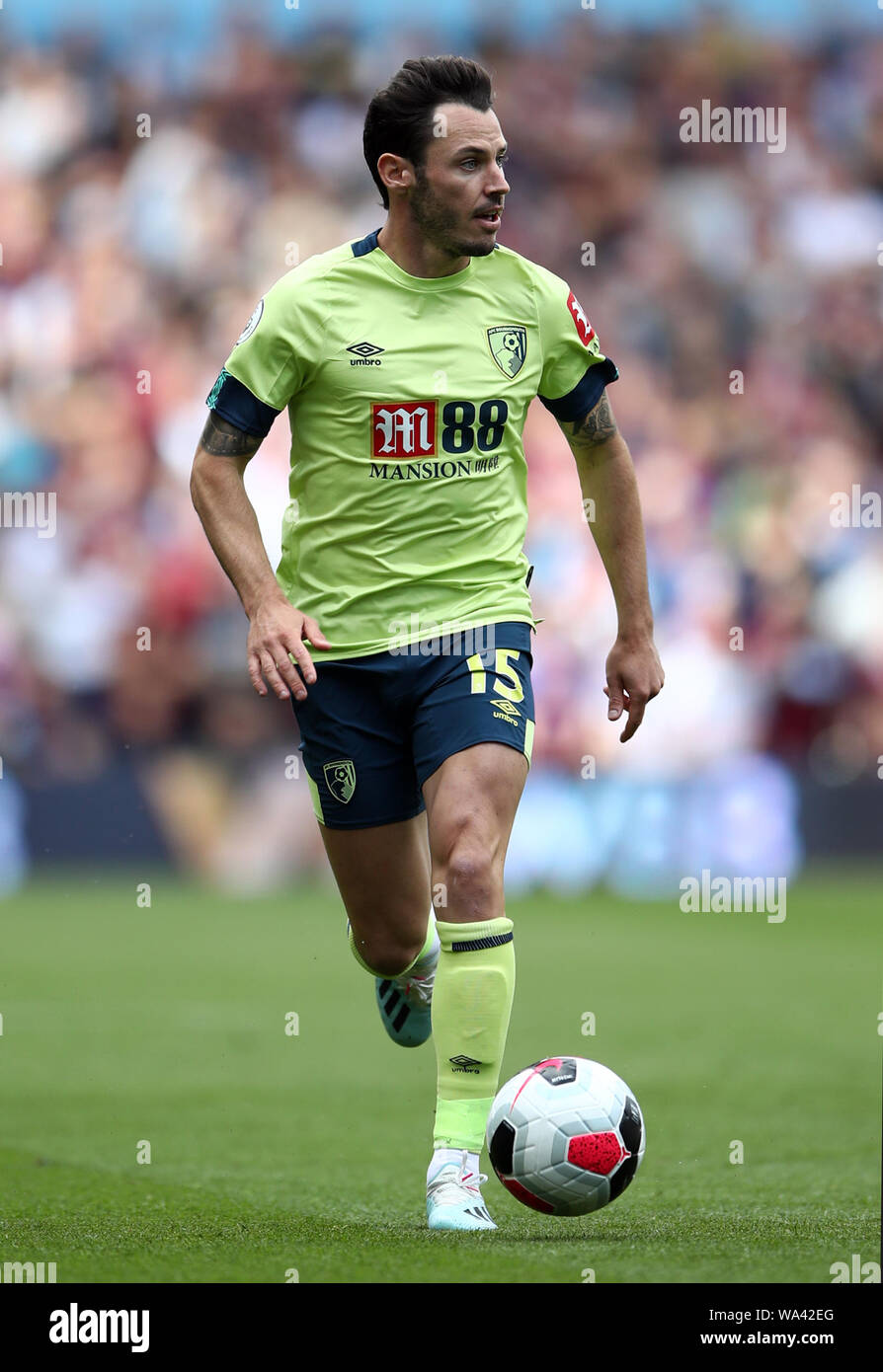 Bournemouth's Adam Smith during the Premier League match at
