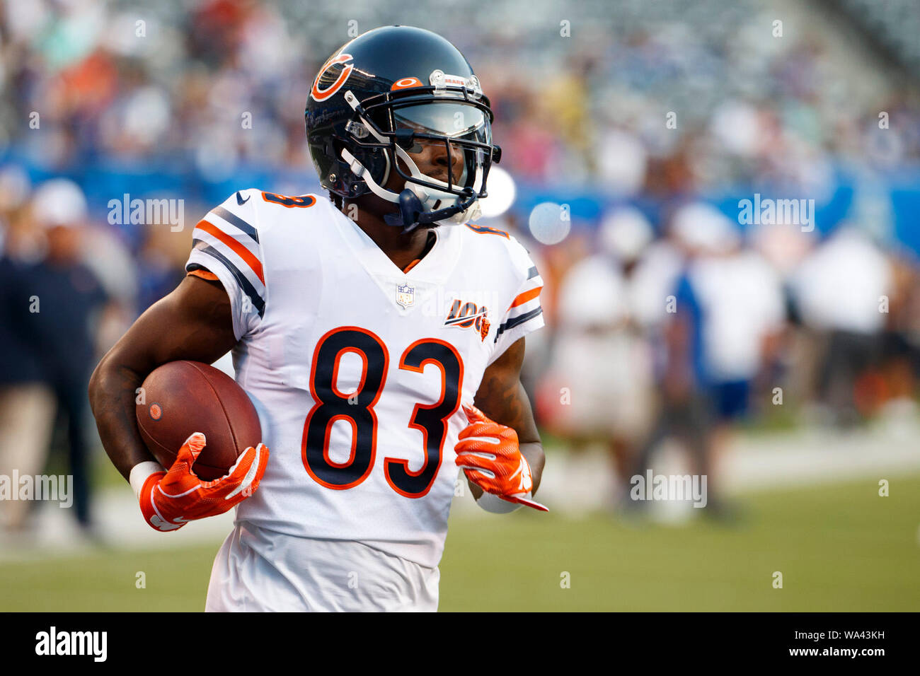 huge discount 5625f 8565d August 16, 2019, Chicago Bears wide receiver Javon Wims (83 ...