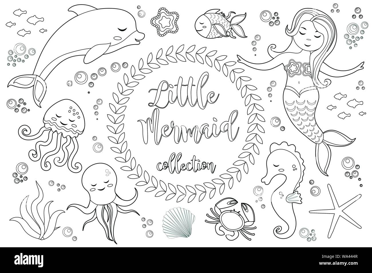 Cuttlefish With High Details. Adult Antistress Coloring Page ... | 955x1300