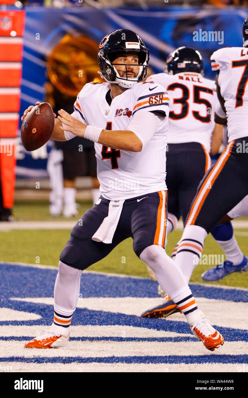 new product 01fca dbc14 August 16, 2019, Chicago Bears quarterback Chase Daniel (4 ...