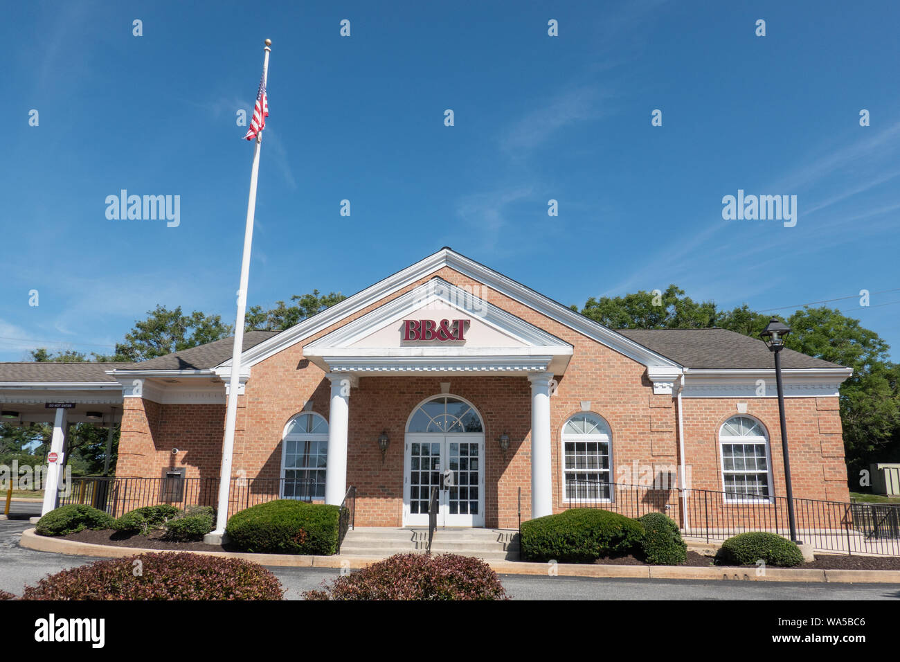 West Chester Pa August 11 2019 This Bb T Bank Is One Of 2 049