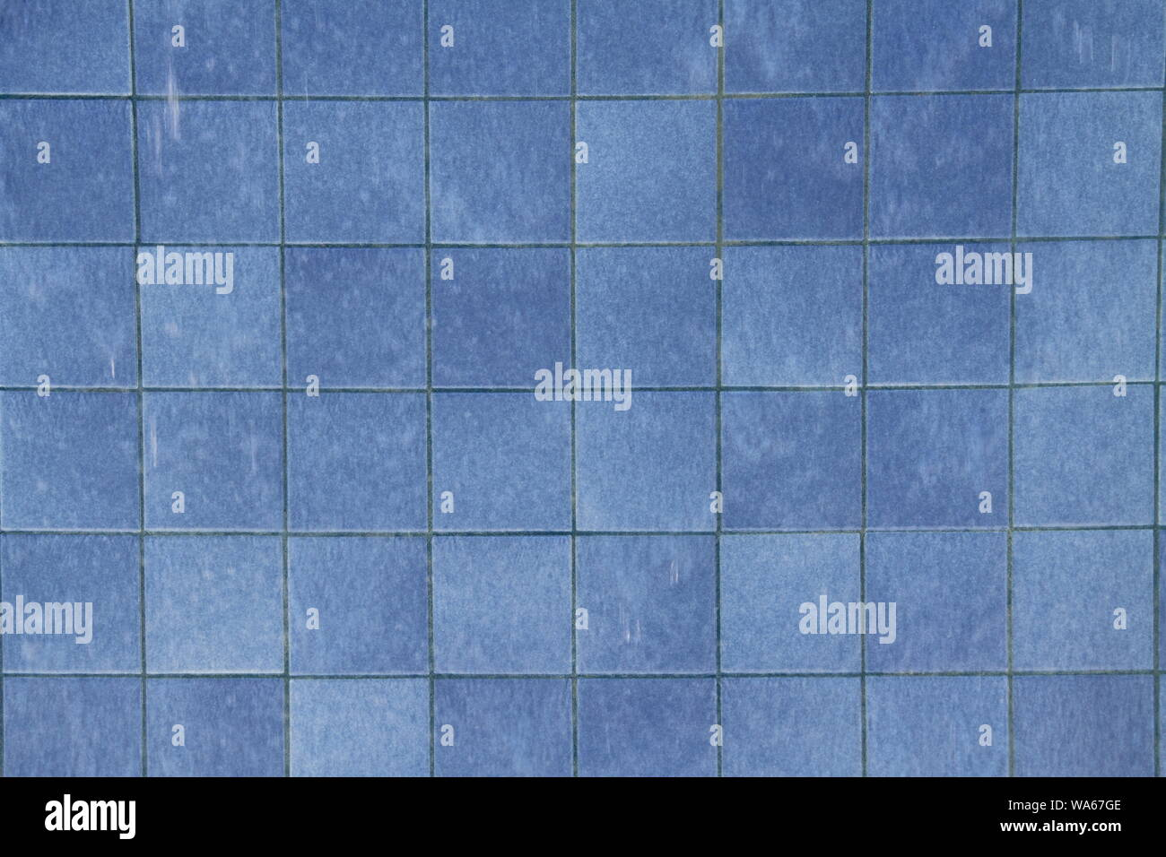 Blue Tiles Bathroom Texture High Resolution Stock Photography And Images Alamy