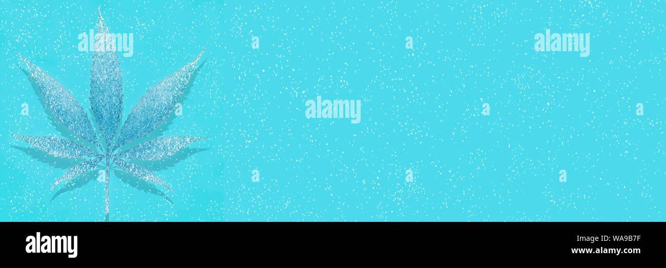Ganja Leaf Stock Photos & Ganja Leaf Stock Images - Alamy