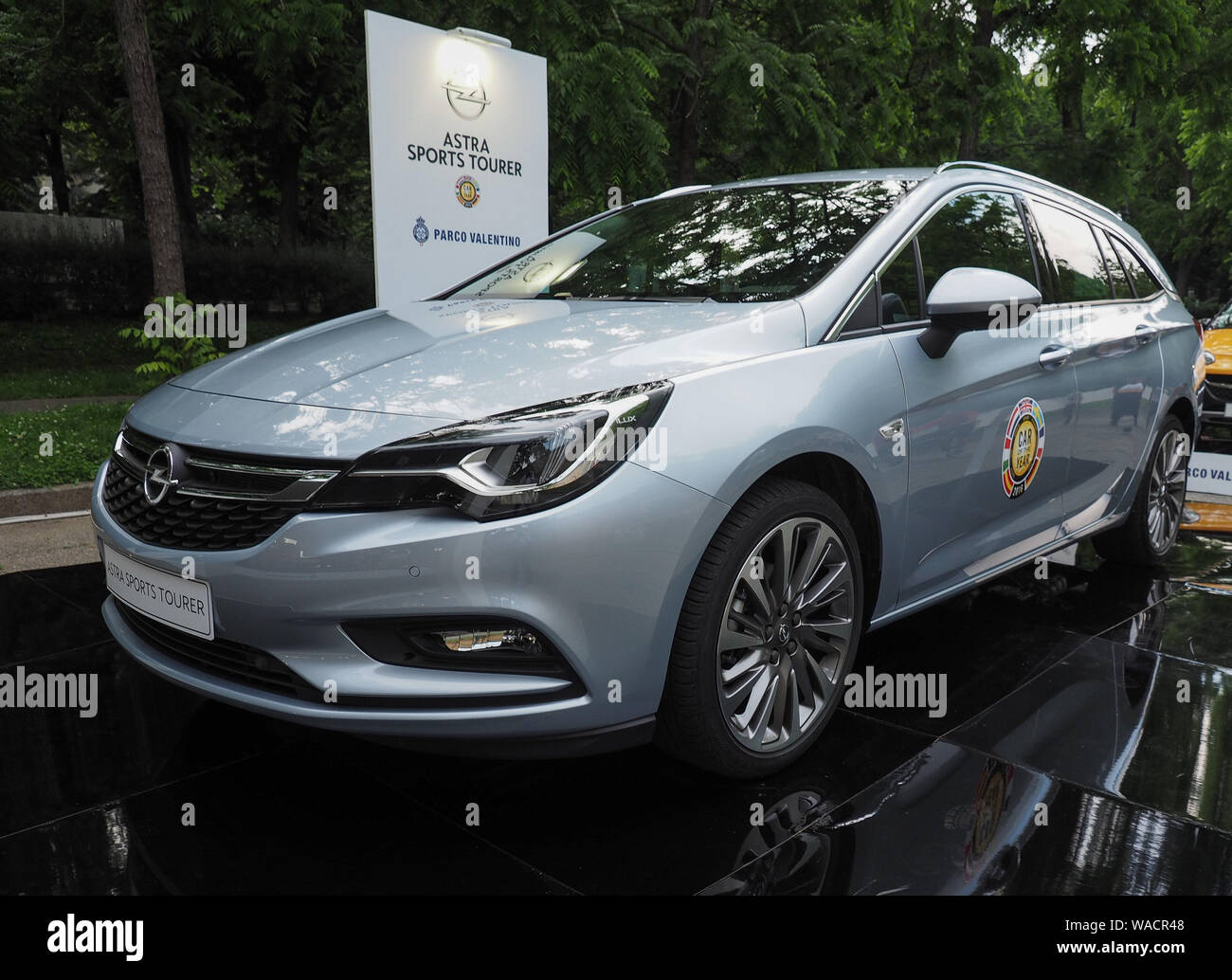 Opel Astra Stock Photos & Opel Astra Stock Images - Alamy