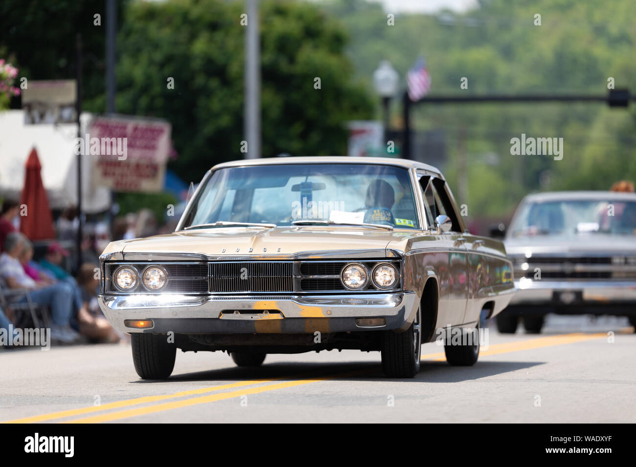 Haynes Apperson Festival 2020.Dodge Coronet Stock Photos Dodge Coronet Stock Images