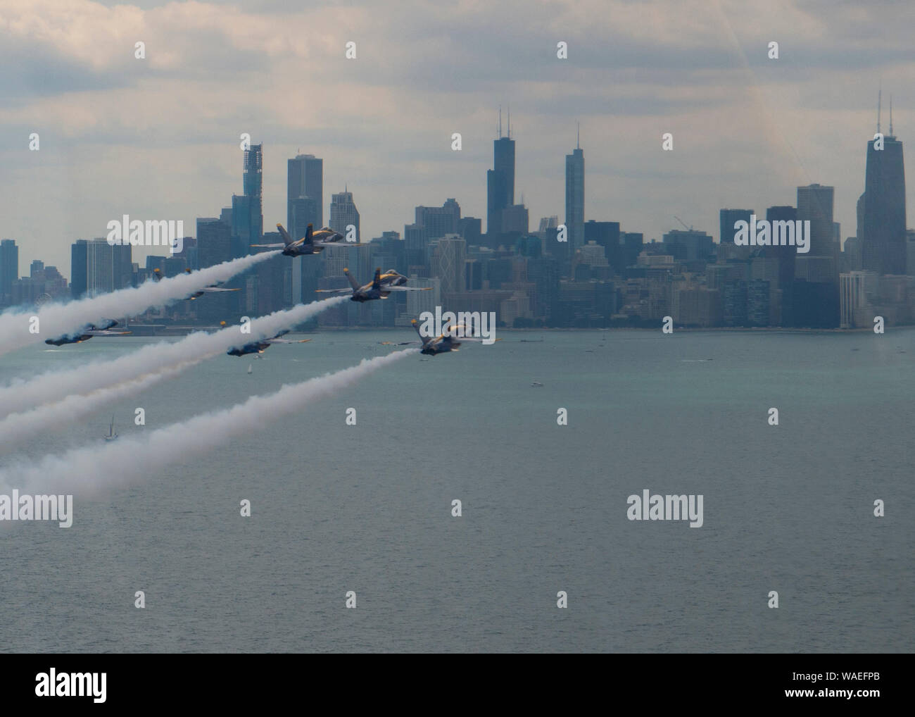 Air And Water Show Chicago 2020.190816 N Ir734 2020 Chicago August 16 2019 The U S Navy