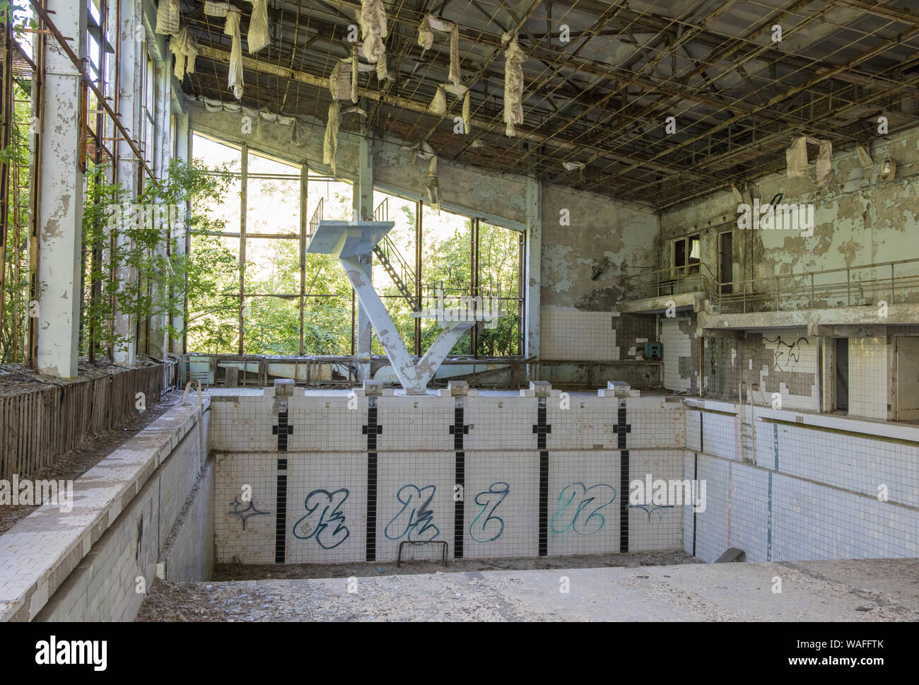 Reactor Pool High Resolution Stock Photography And Images Alamy