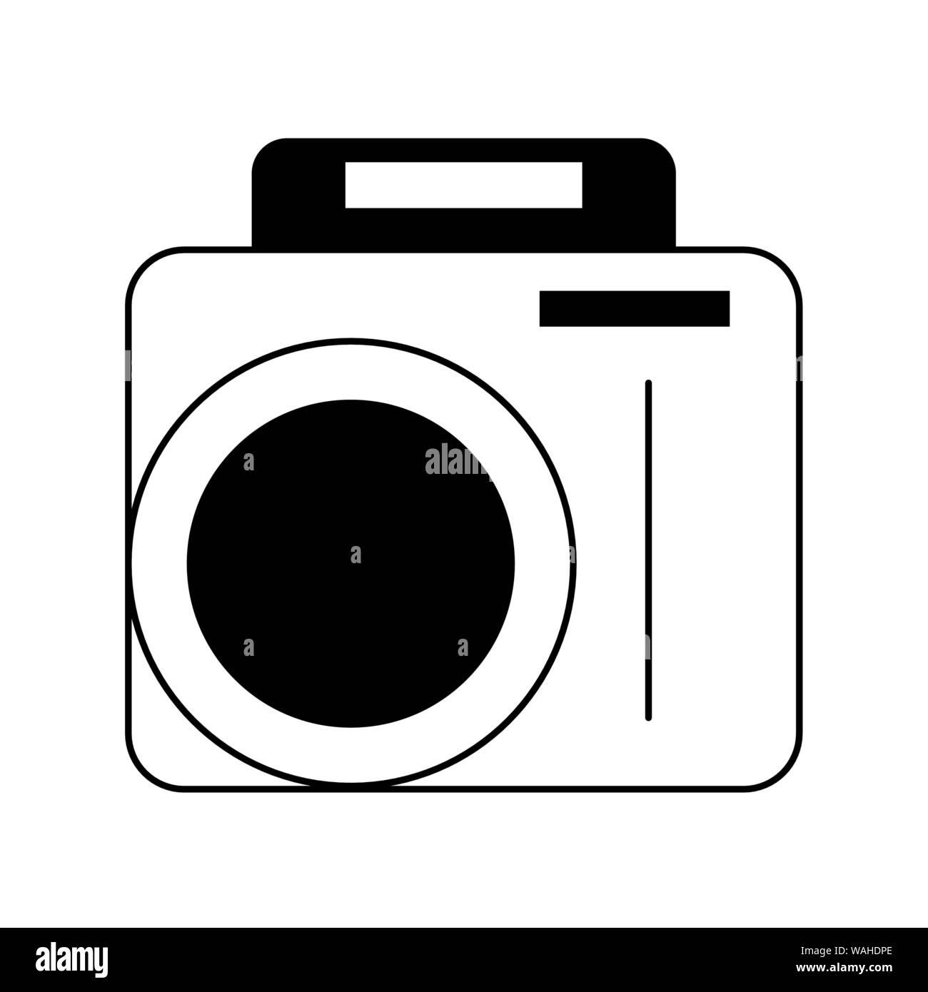 Vintage Camera Cartoon Stock Vector Image Art Alamy