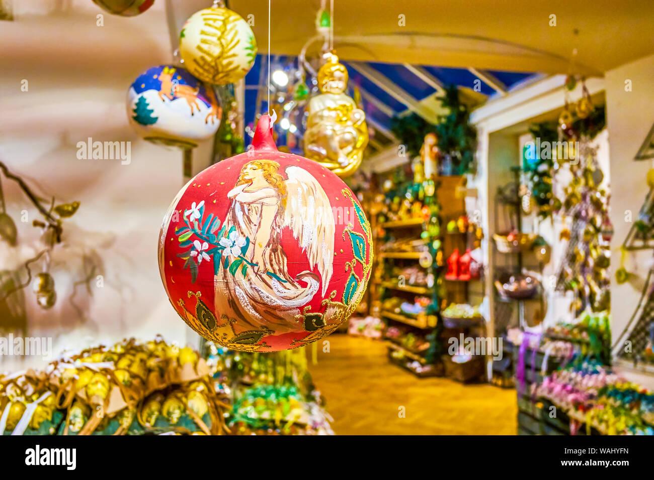 Christmas In Austria 2019.Salzburg Austria February 27 2019 The Beautiful