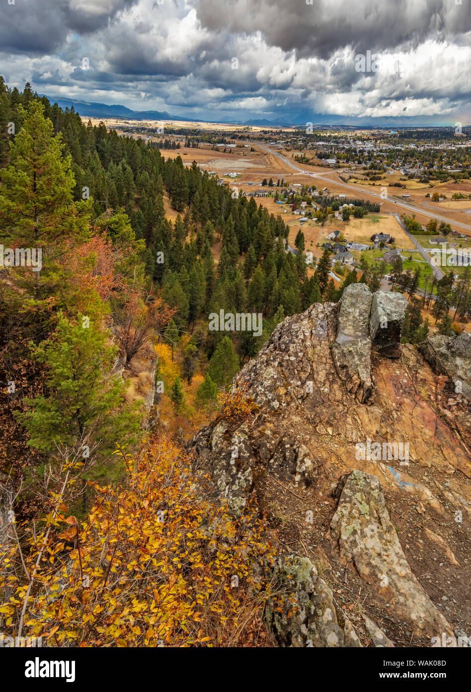 Kalispell Montana Stock Photos & Kalispell Montana Stock