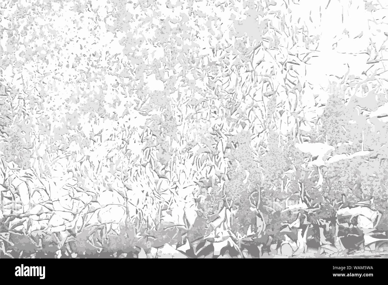 Old Paint Splatter Vector Black And White Texture Background