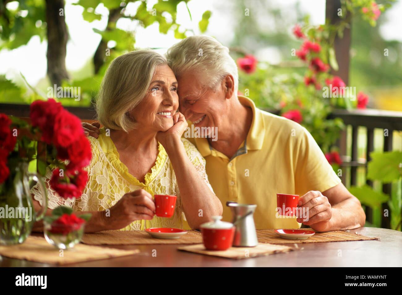 Senior damer dating