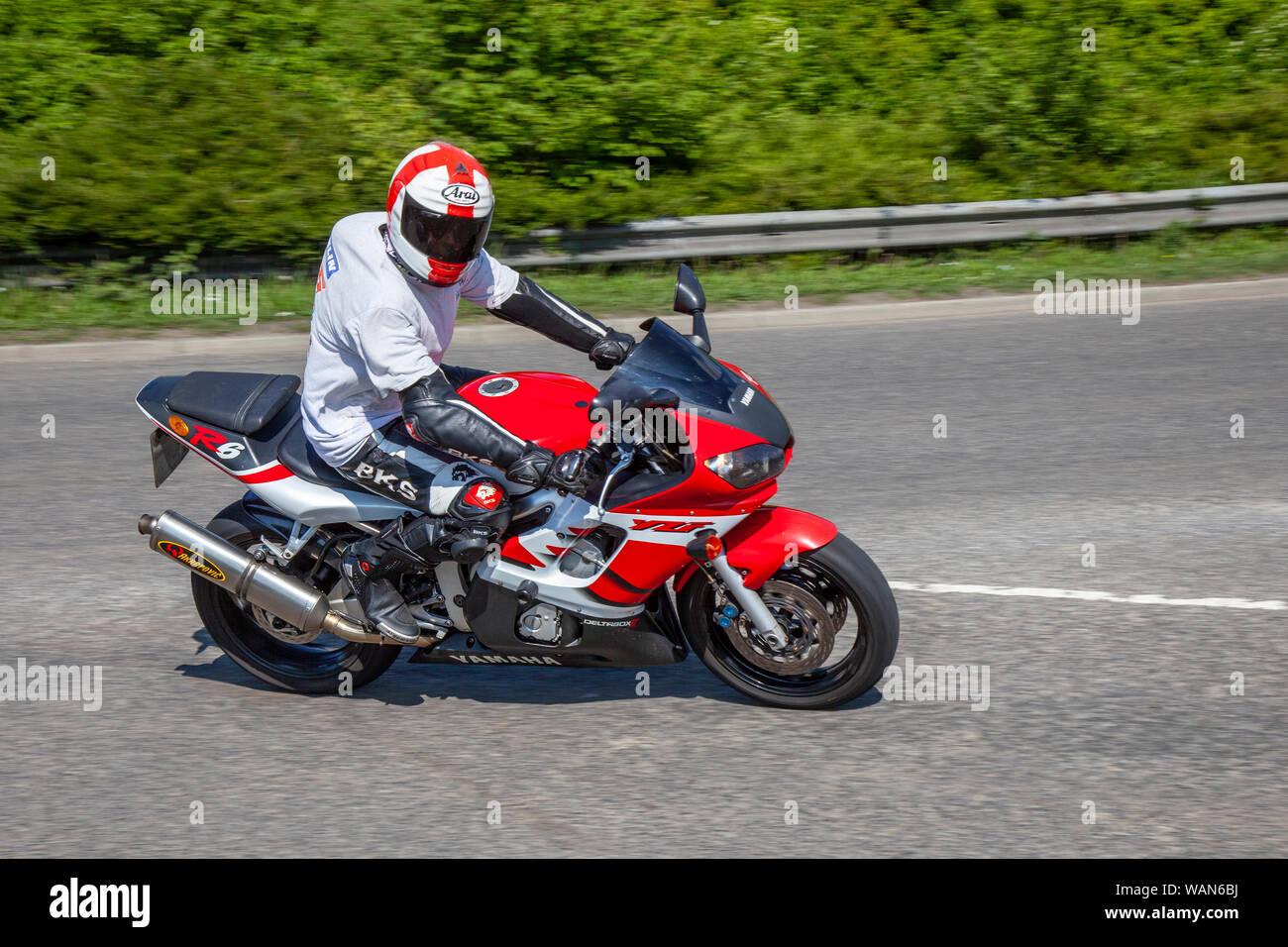 Yamaha R6 Stock Photos & Yamaha R6 Stock Images - Alamy