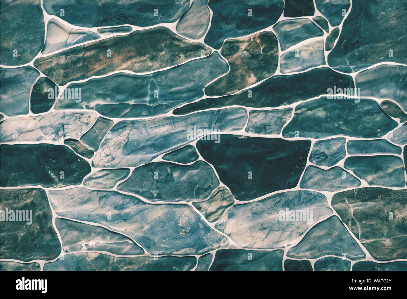 Blue Marble Texture Abstract Seamless Background Infinitely Seamless Texture Of Dark Blue Marble Stones For Decorative Wall And Fence Decoration Stock Photo Alamy