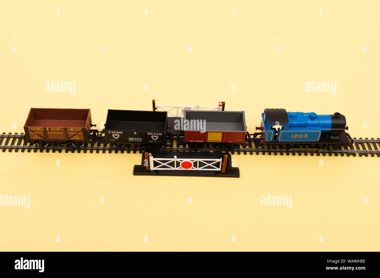 Hornby Train Set Stock Photos & Hornby Train Set Stock