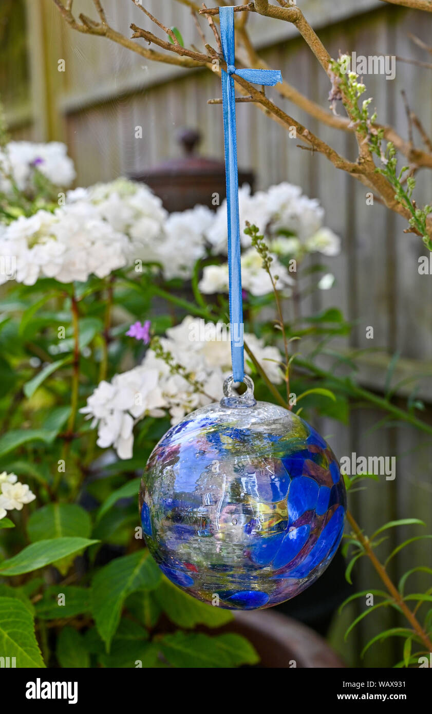 Hanging Garden Ornaments High Resolution Stock Photography and