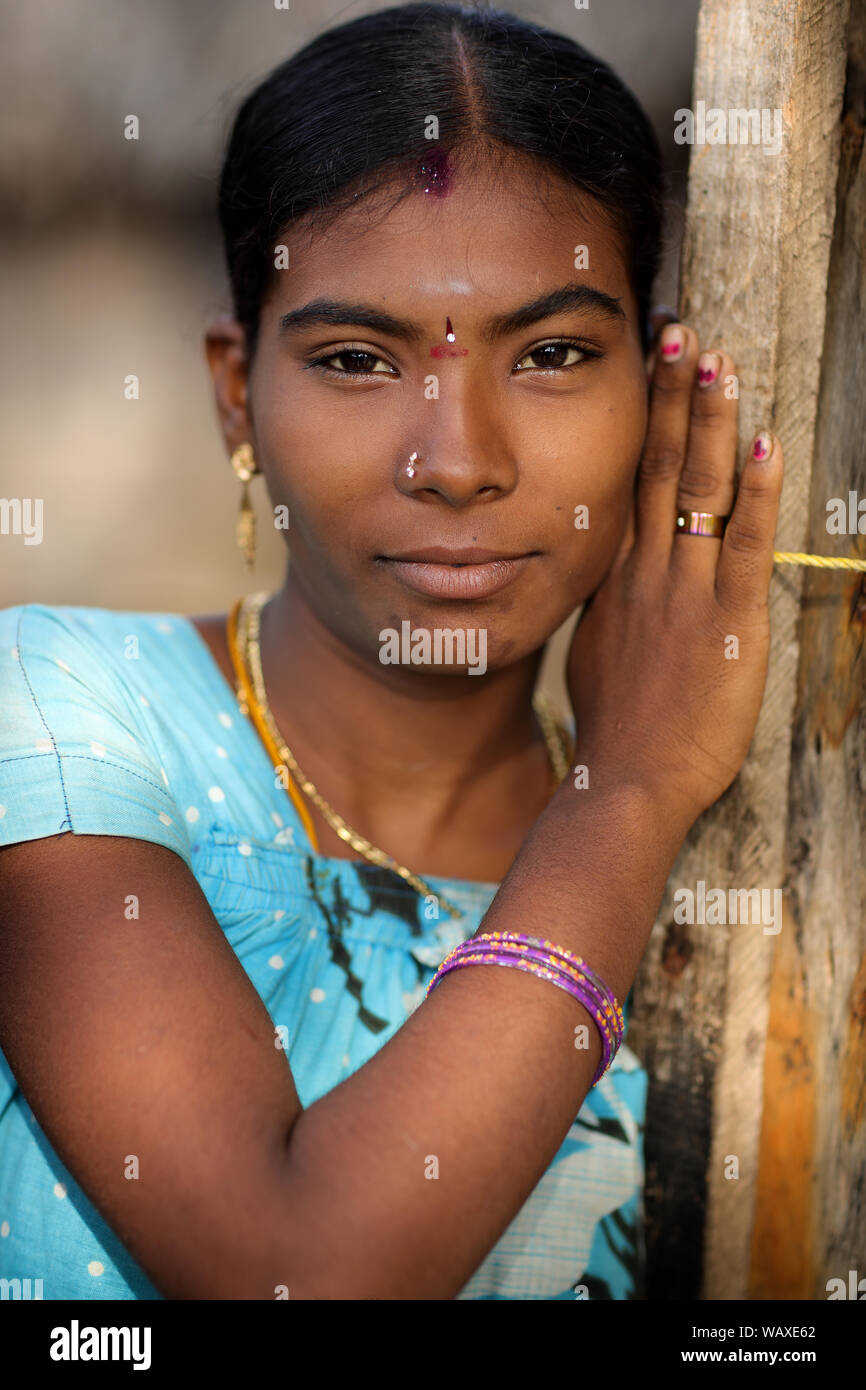 tamil village girl