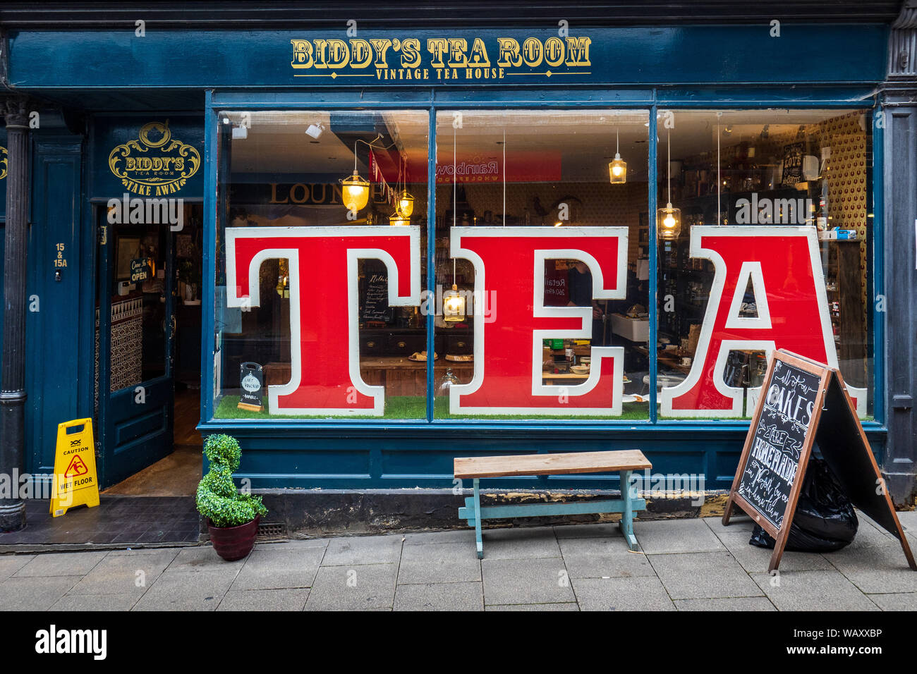 British Tea Rooms High Resolution Stock Photography And Images Alamy
