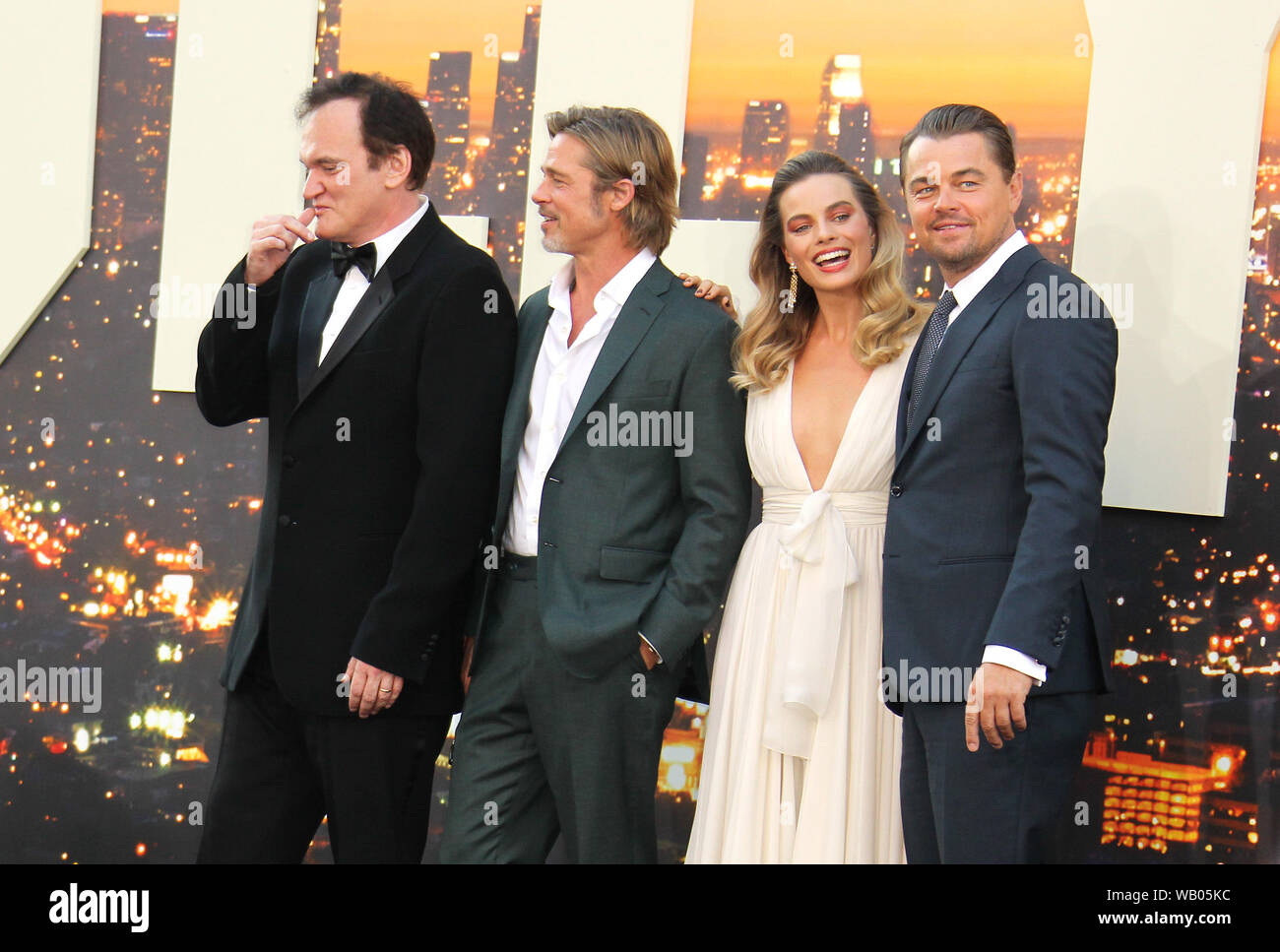 Once Upon A Time At Christmas 2019.Los Angeles Premiere Of Once Upon A Time In Hollywood Held