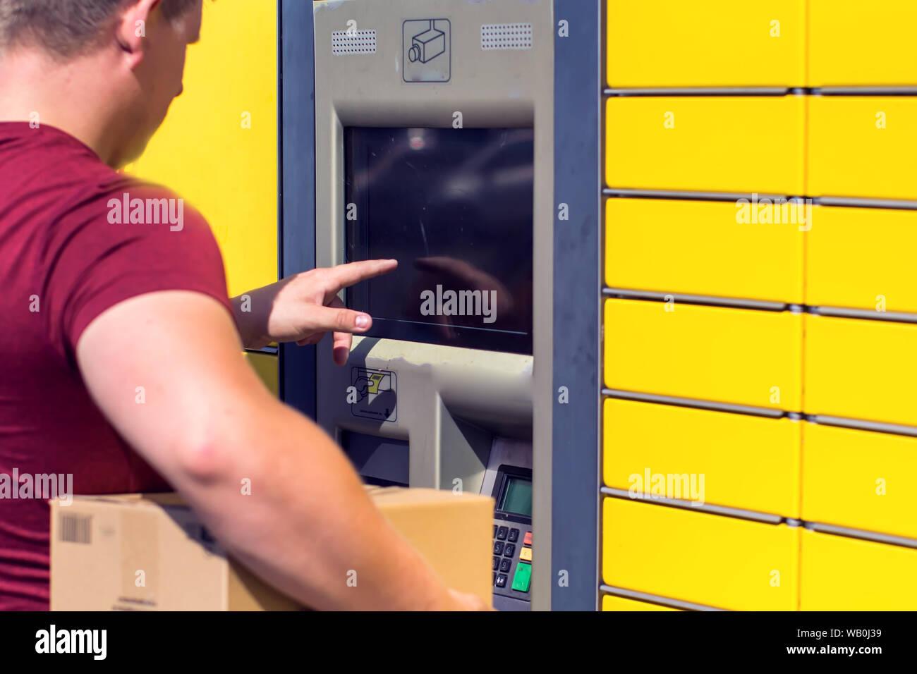 Automat Stock Photos & Automat Stock Images - Alamy