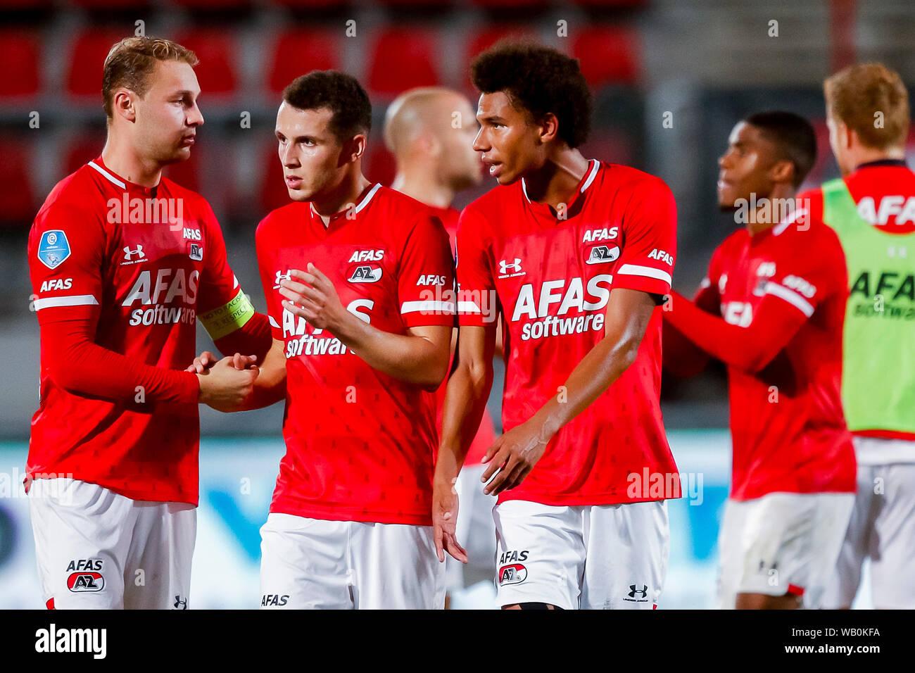 Enschede Az Royal Antwerp Fc 22 08 2019 Football Season 2019 2020 Qualification Match For Europa