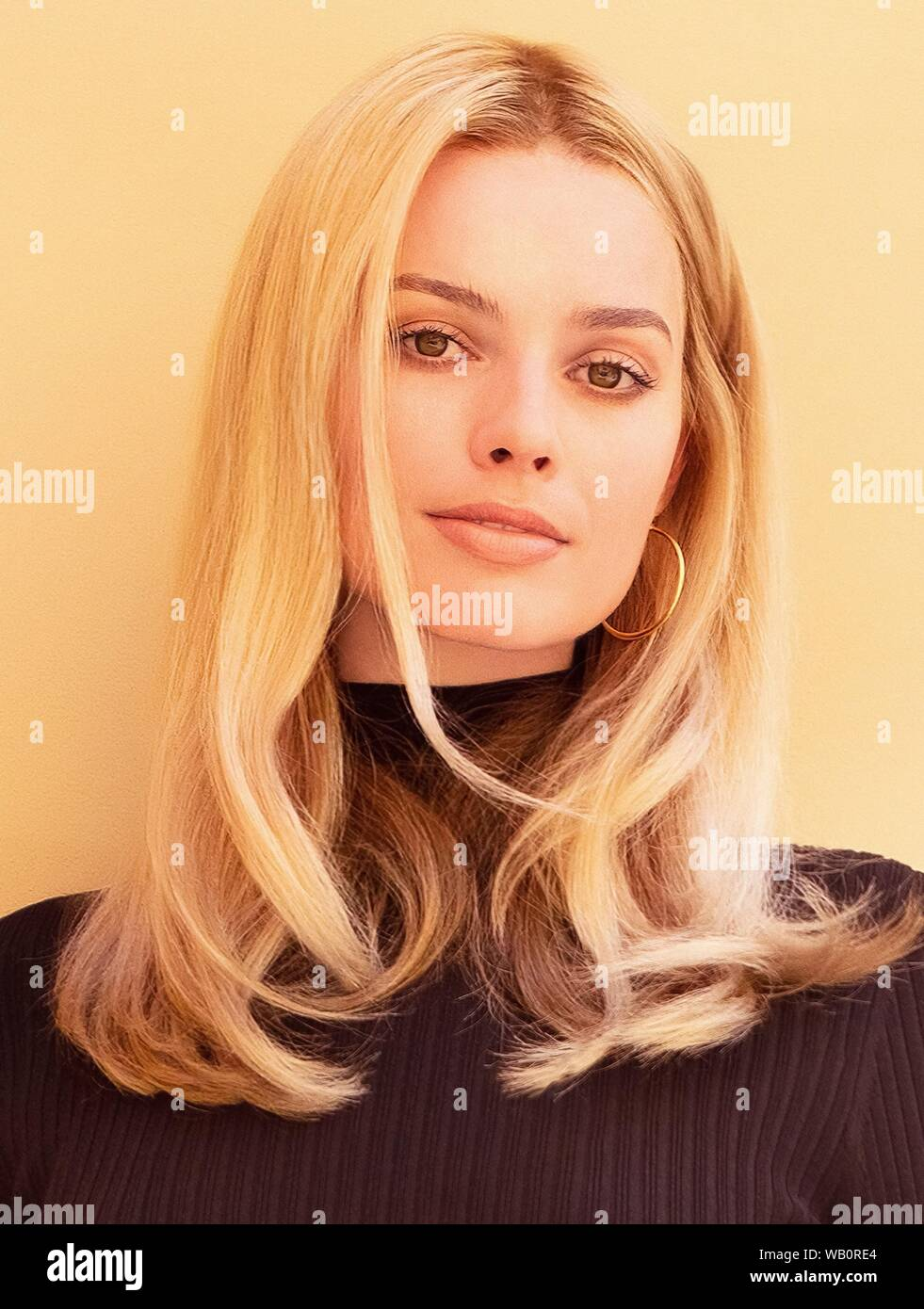 Margot Robbie In Once Upon A Time In Hollywood 2019 Directed By Quentin Tarantino Credit Heyday Films Album Stock Photo Alamy